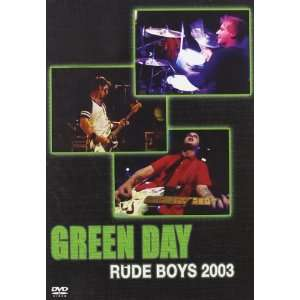 Green Day   Rude Boys 2003   IMPORT Movies & TV