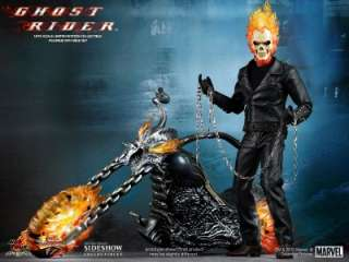 RIDER 1/6 FIGURE HELLCYCLE SET USA IN STOCK SEALED NICOLAS CAGE