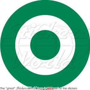 NIGERIA Nigerian Air Force Aircraft MOD Roundel 4 (100mm