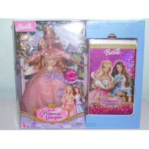 Doll & Movie (Barbie As the Princess and the Pauper) Toys & Games