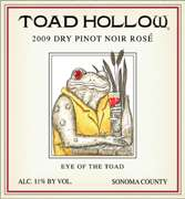 Toad Hollow Eye of the Toad Pinot Noir Rose 2009