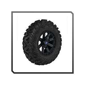 Polaris RZR   Wrec 14 Rim With Itp Terra Cross Tire Kit