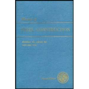 Manual of Steel Construction Structural Steel Design and Construction