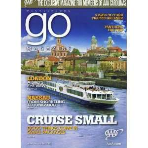 go Magazine September October 2009 www.jands Books