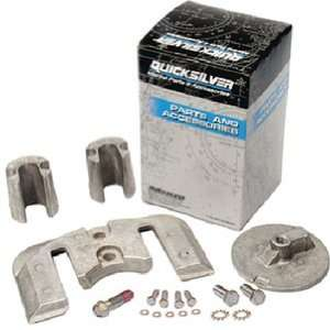Mercury/Quicksilver Parts W7 Anode Kit   Alum