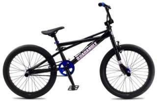 2011 SE Bikes Quadangle BMX Bike (20 Wheel   Black)