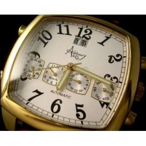 Astbury & Co. Automatic Watch Gents Chrono New Boxed: MP3