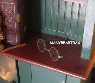 Boyds accessory ~EYEGLASSES for bears & dolls~ Ms MacINTOSHs Glasses