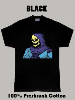Skeletor He Man masters of the universe T Shirt
