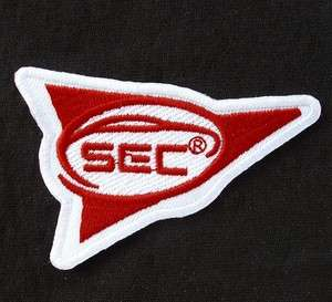 ALABAMA CRIMSON TIDE SEC COLLEGE NCAA JERSEY FLAG PATCH