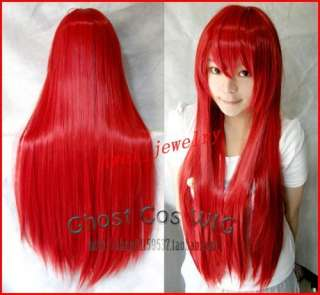 Fashion Style Long Straight Lady Accessories Wigs
