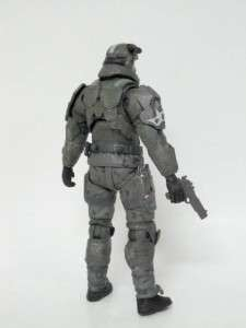 TOYS HALO REACH SERIES 3 ODST JETPACK TROOPER ACTION FIGURE