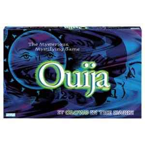 OUIJA Board Game Glow In The Dark 073000006006