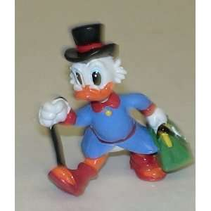 Vintage Disney Pvc Figure Scrooge Mcduck: Everything Else