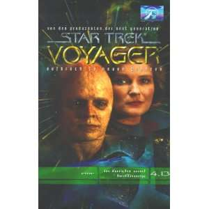 Star Trek Voyager [VHS] Kate Mulgrew, Robert Beltran