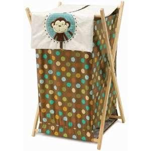 Jungle Tales Nursery Baby Bedding Hamper Baby