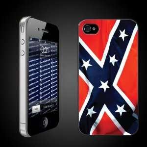 Confederate Flag iPhone Hard Case Southern Cross Flag