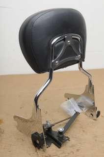 2006 Harley Davidson FLHX Street Glide   Detachable Passenger Backrest