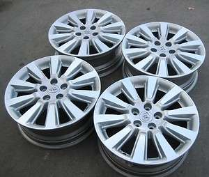 NEW 18 FACTORY TOYOTA SIENNA OEM HIGHLANDER WHEELS RIMS RX330 RX300