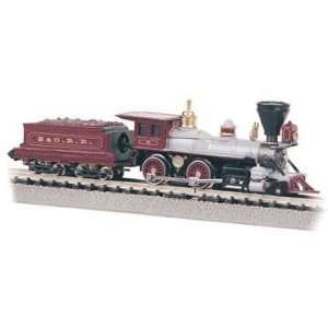 TRAIN STEAM LOCOMOTIVE AMERICAN 4 4 0 BALTIMORE & OHIO Toys & Games