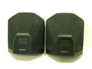 Sony SS SR991 Speakers