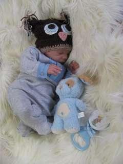 Sugar Bay bee* Jesse * reborn baby * Noe * Evelina Wosnjuk *