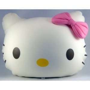 Sanrio Hello Kitty Head Shaped Seat Cushion or Throw