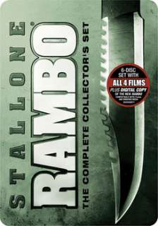 Rambo 6 Disc Complete Collectors Set (DVD)