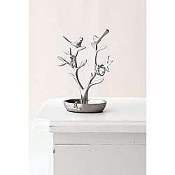 Sculpted Tree Catchall Jewelry Stand