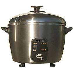 SC 887 6 cup Stainless Steel Cooker and Steamer