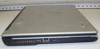 ACER ASPIRE 5100 LAPTOP DUAL CORE 1.6GHz/ 512MB/ 40GB
