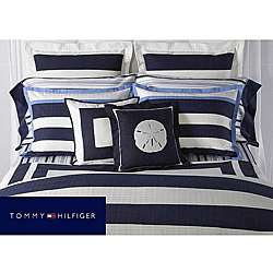 Tommy Hilfiger Captiva Queen size Bedding Ensemble with Sheet Set