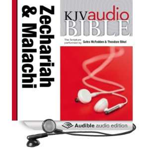 King James Version Audio Bible: The Books of Zechariah and