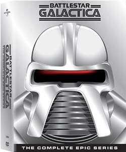 Battlestar Galactica The Complete Epic Series (DVD)