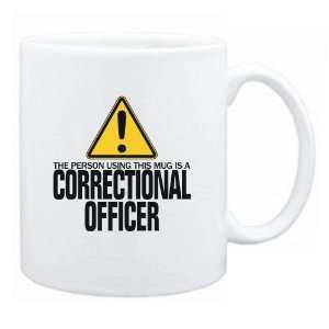 This Mug Is A Correctional Officer  Mug Occupations: Home & Kitchen
