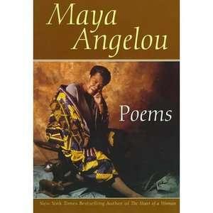 Poems Maya Angelou, Angelou, Maya Literature & Fiction