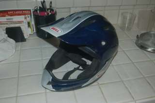 Bell full face downhill helmet in excellent condition