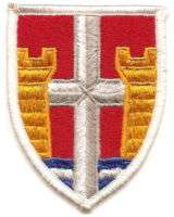 PUERTO RICO NATIONAL GUARD PATCH