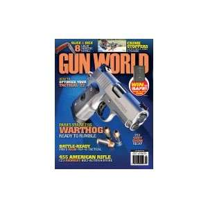 Gun World April 2011   Optimize Your Tactical .22: Doug Jeffery: Books