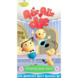 Rolie Polie Olie Growing Upside Daisy OLD STUFF