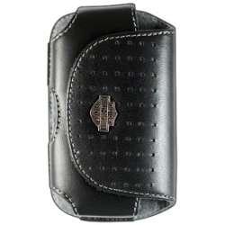 Davidson Horizontal Smartphone Case with Metal Logo