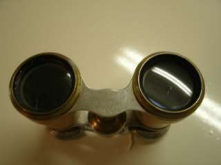Vintage Opera Glasses/Binoculars Sportiere Paris France