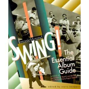 Swing The Essential Album Guide with CD (Audio) (Musichound