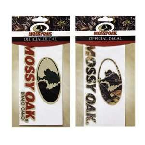Signature Products Group Mossy Oak Flat Vinyl Decal 6inch