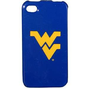 West Virginia Mountaineers Apple iPhone 4 4S Faceplate Protector Case