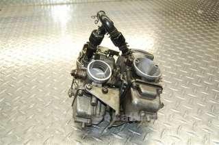 Virago XV 750 XV750 Engine motor carburetors carbs carb intake