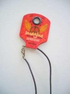 John Lennon Imagine Theres No Hunger 2011 Necklace Hard Rock