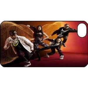 Black Eyed Peas iPhone 4s iPhone4s Black Designer Hard Case