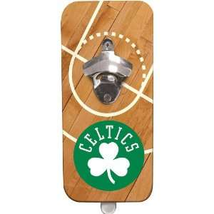 Boston Celtics Magnetic Clink N Drink Bottle Opener