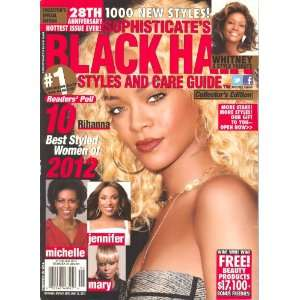 Sophisticate`s Black Hair Styles & Care Guide (May 2012